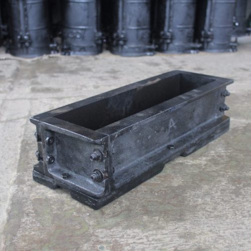 cetakan balok beton - beam mold