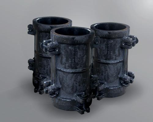 cetakan tes beton silinder
