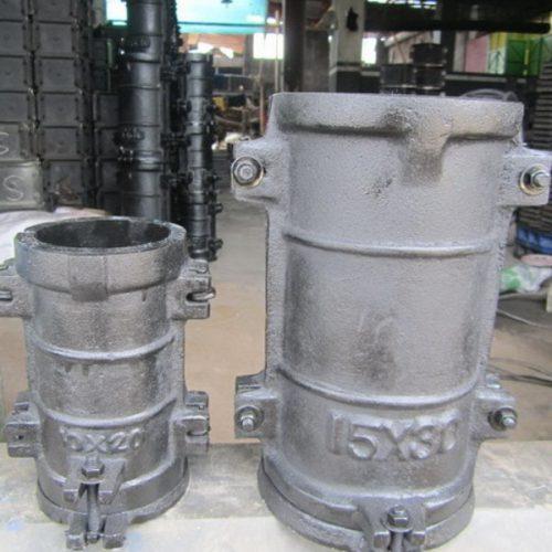 cetakan tes beton silinder 10x20 dan 15x30