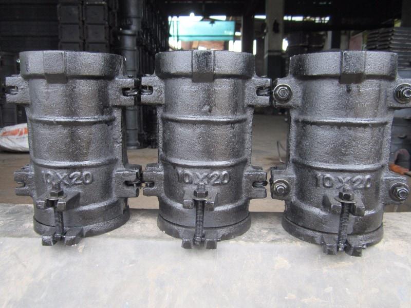 cetakan beton silinder