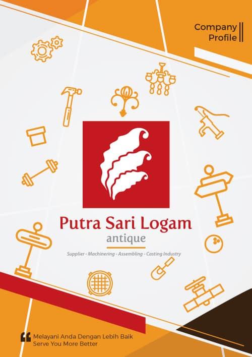 company profile Putra Sari Logam