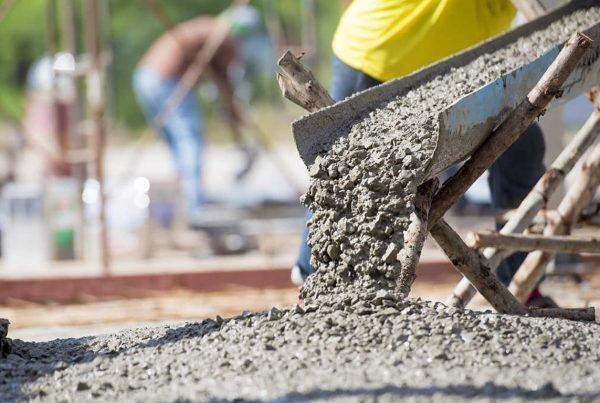 mengenal beton sebagai material konstruksi